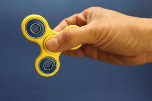 Os spinners estão na lista de produtos perigosos da União Europeia