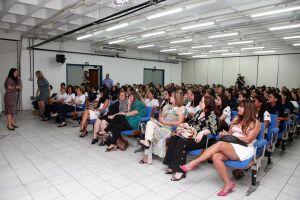 Empoderamento feminino, valorização do núcleo familiar, respeito e participação da mulher na política foram alguns dos assuntos discutidos no encontro