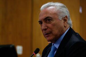 Fachin autorizou a inclusão do presidente Michel Temer como um dos investigados