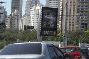 O verão deste ano foi o menos chuvoso em 15 anos na capital paulista