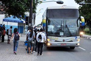Seduc contempla novos 141 alunos para transporte universitário