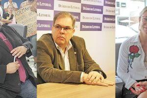 Ivan Hildebrando retirou a proposta para reavaliar; Banha (Santos) e Andressa Salles (Guarujá) conseguiram aprovação