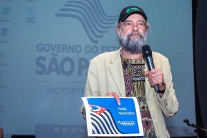 José Luiz Penna anunciou ontem o lançamento do ProAC Municípios