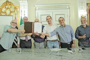 Lei foi sancionada nesta quarta-feira (18) na Prefeitura de Santos