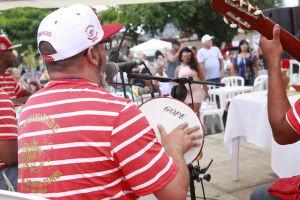 Terreirão do Samba é opção de lazer neste sábado (14)