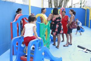 A nova unidade conveniada vai beneficiar 120 crianças