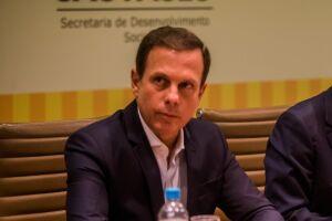 O tucano deixou a Prefeitura de São Paulo para disputar o governo estadual