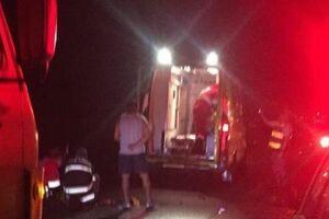 Duas pessoas estão em estado grave no hospital Santo Amaro.