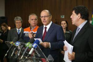 O tucano era investigado perante o STJ porque, como governador, tinha foro especial nessa corte
