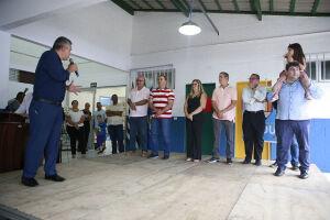 O espaço foi inaugurado na quinta-feira (5), pelo prefeito da Cidade, Válter Suman