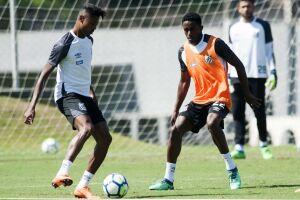 Bruno Henrique ficará como opção no banco de reservas