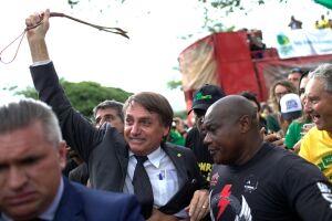 Bolsonaro defendeu que o STF trate o ex-presidente Luiz Inácio Lula da Silva como um 'bandido comum'