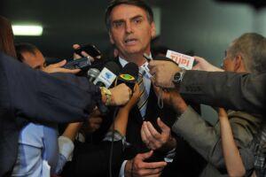 """Referindo-se ao próximo presidente do país, que deverá ser eleito em outubro, Bolsonaro disse que """"ele tem que ter isenção, liberdade para escalar seu time de ministros"""""""