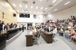 Análise do projeto foi adiada por cinco sessões legislativas