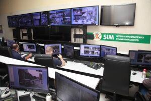 Imagens da Central de Controle Operacional da Prefeitura à Polícia Civil podem ter contribuído com os bons índices