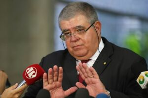 Carlos Marun disse que Michel Temer é vítima de 'mais um capítulo de perseguição'