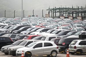 O setor automotivo aumentou as projeções para 2018