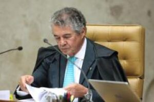O ministro Marco Aurélio é o relator da ação no Supremo