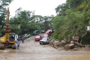 O total de pessoas feridas em razão das chuvas também foi reduzido