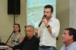 A ação faz parte do programa municipal de regularização fundiária promovida pela Prefeitura