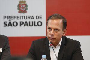 João Doria disse que trabalhará pelo crescimento de Alckmin no estado, uma vez que as eleições serão definidas pelo maior colégio eleitoral do país