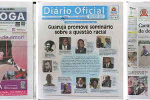 Segundo informações obtidas pelo Diário do Litoral, as edições do boletim serão suspensas já a partir do dia 10 de maio