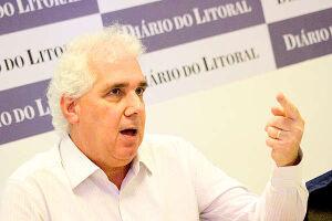 Edmur Mesquita atualmente ocupa o cargo de sub-secretário de assuntos metropolitanos
