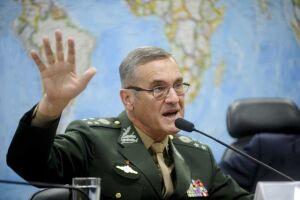 O gabinete de Eduardo Villas Bôas negou qualquer plano para comprometer a ordem constituciona