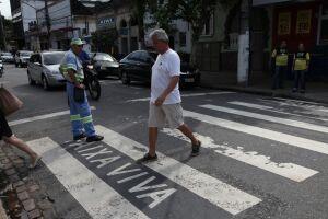 O Faixa Viva tem como proposta promover a convivência harmoniosa entre pedestres e condutores
