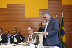 Autoridades de todo o País prestigiaram o primeiro dia de evento