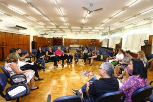O próximo encontro do grupo gestor será em 9 de maio