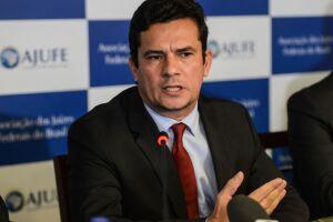 Sergio Moro afirmou nesta segunda (16) que a democracia brasileira não está em risco