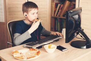 O aumento nos índices de obesidade infantil no mundo é alarmante