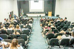 O evento reuniu estudantes, docentes, representantes de outras regiões do Estado de São Paulo e da Diretoria Regional de Saúde