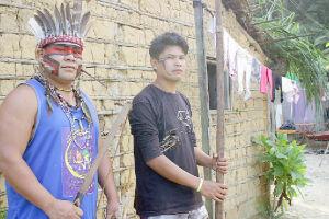 Alunos de 4 e 5 anos da EMEI Cidade de Naha vão vivenciar e conhecer de perto costumes indígenas na Aldeia de Paranapuã