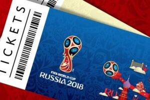 A Fifa não divulgou o total de ingressos já adquiridos por cidadãos de cada país