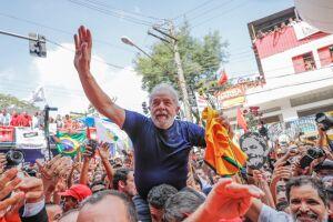 Senadores aprovaram inspeção em cadeia para visitar o ex-presidente Lula