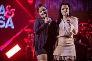 Nesta quinta, às 23h30, a dupla Maiara & Maraisa se apresenta na arena de shows para embalar o público com os hits do momento
