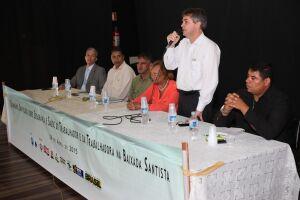 O 4º Seminário Unificado sobre Segurança e Saúde do Trabalhador na Baixada Santista será realizado nesta sexta