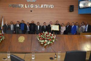 Evento aconteceu na Câmara dos Vereadores da Cidade