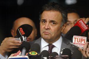 O STF confirmou para o dia o 17 julgamento da denúncia contra Aécio Neves