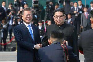 Os líderes também pretendem assinar um acordo de paz até o fim deste ano