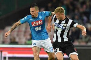 O Napoli tem um modelo de jogo que permite encarar qualquer time.