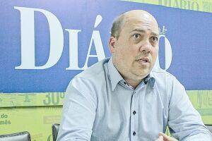 O atual presidente da OAB Santos, advogado Luiz Fernando Afonso Rodrigues
