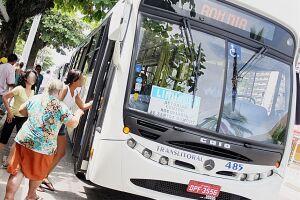 Mais de 33 mil pessoas utilizam o transporte público