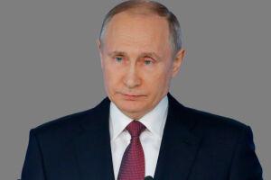 Vladimir Putin disse esperar que a crise em torno da Síria seja resolvida com 'bom senso'