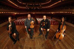 Quarteto encerra temporada de ações culturais no Concais