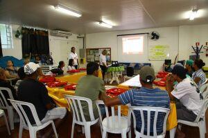 As adesões e aulas ocorrerão na Vila Criativa Mercado
