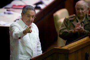 As declarações foram dadas na Assembleia Nacional em Havana
