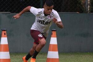 Everton é o nono reforço do São Paulo na temporada